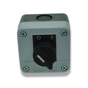 Single Selector Switch Control , Tail Lift Control Boxes & Switches - Nationwide Trailer Parts, Nationwide Trailer Parts Ltd
