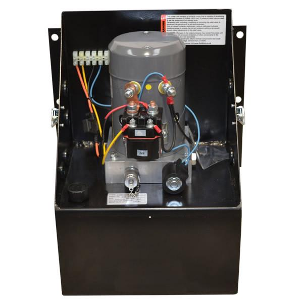 Universal 24v Powerpack , Generic Tail Lift & Electrical Parts - Nationwide Trailer Parts, Nationwide Trailer Parts Ltd - 1