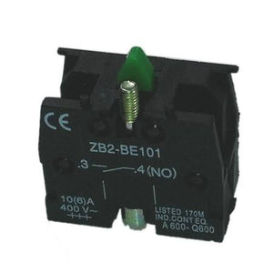 ZB2-BE101 Telemecanique Style Contact Block 1 NO , Clearance - Ratcliff, Nationwide Trailer Parts Ltd