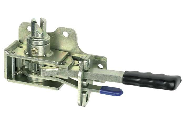 R45M Ratchet Tensioner Left Hand - O/S Rear or N/S Front, Curtainside Ratchet Tensioners - Nationwide Trailer Parts, Nationwide Trailer Parts Ltd - 1