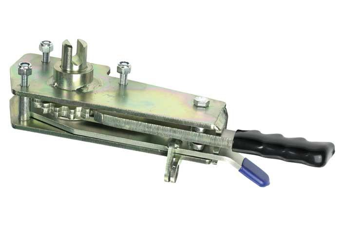 R63M Ratchet Tensioner Left Hand - O/S Rear or N/S Front, Curtainside Ratchet Tensioners - Nationwide Trailer Parts, Nationwide Trailer Parts Ltd - 1