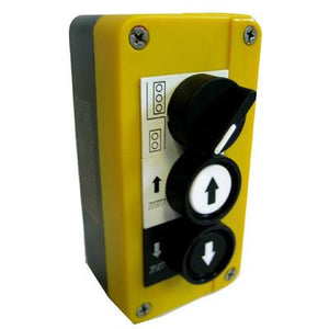Ratcliff Control Box - 3 Button , Ratcliff Tail Lift Parts - Ratcliff, Nationwide Trailer Parts Ltd