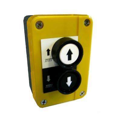 Ratcliff Control Box - 2 Button , Ratcliff Tail Lift Parts - Ratcliff, Nationwide Trailer Parts Ltd