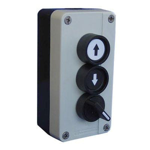 R & B Control Switch - 3 Button , Tail Lift Parts - R&B, Nationwide Trailer Parts Ltd