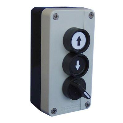R & B Control Switch - 3 Button