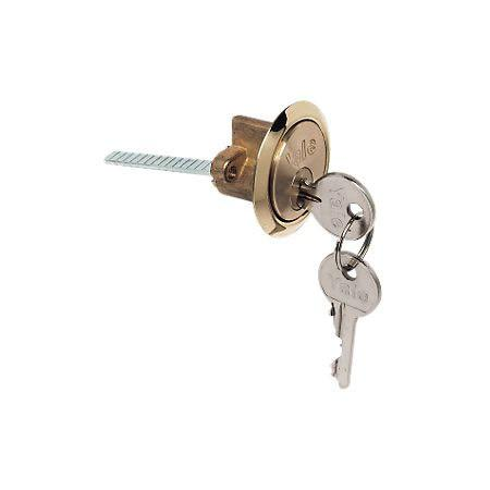 Yale Cylinder & Two Keys for Type 70 Door Lock , Whiting Shutter Door Parts - Whiting, Nationwide Trailer Parts Ltd
