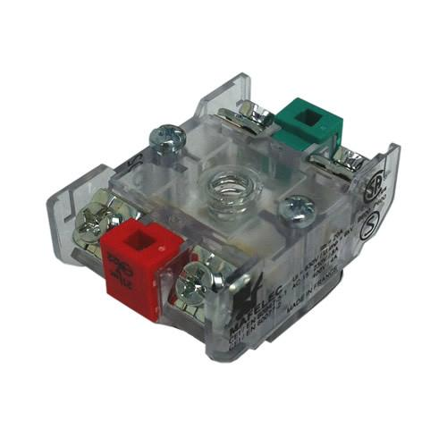 Mafelec Contact Block (1NC 1NO 21/22 23/24)