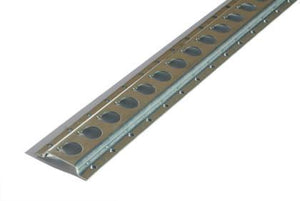Zinc Plated 1806 Track - 3 metre length , Load Restraint Track - Nationwide Trailer Parts, Nationwide Trailer Parts Ltd - 2