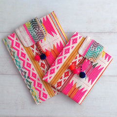 Colourful Clutch Gadget Covers An Indian Summer