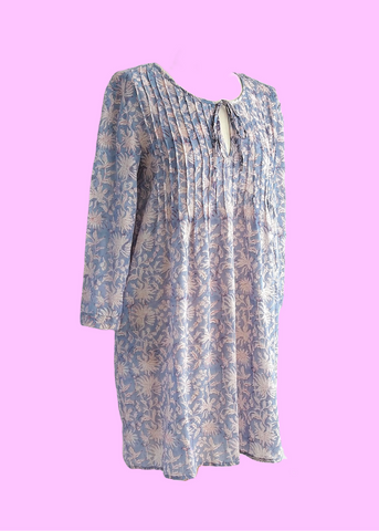 Holly Tunic Dress - An Indian Summer