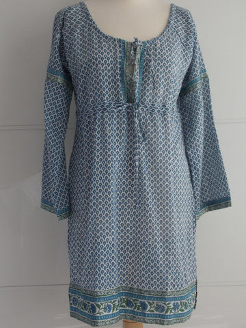 Zinnia Tunic - An Indian Summer