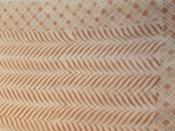 Lehriya Sarong - Beige - An Indian Summer