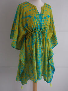 Mala Poncho Kaftan - An Indian Summer