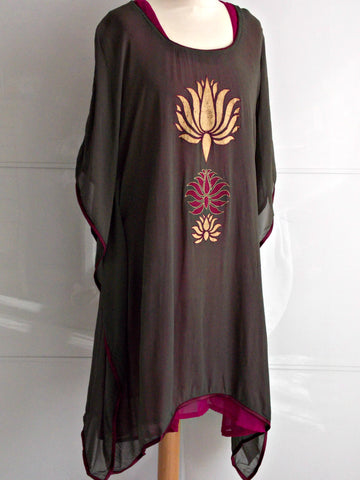 Lotus Kaftan - An Indian Summer