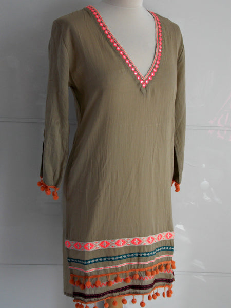 Alexa Tunic - An Indian Summer