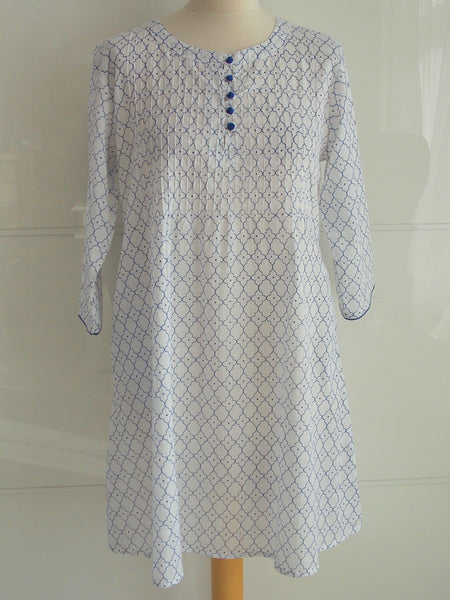 Casablanca Tunic - An Indian Summer