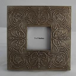 Embossed Photo Frame - An Indian Summer