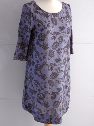 Henrietta Tunic Dress - Lilac - An Indian Summer