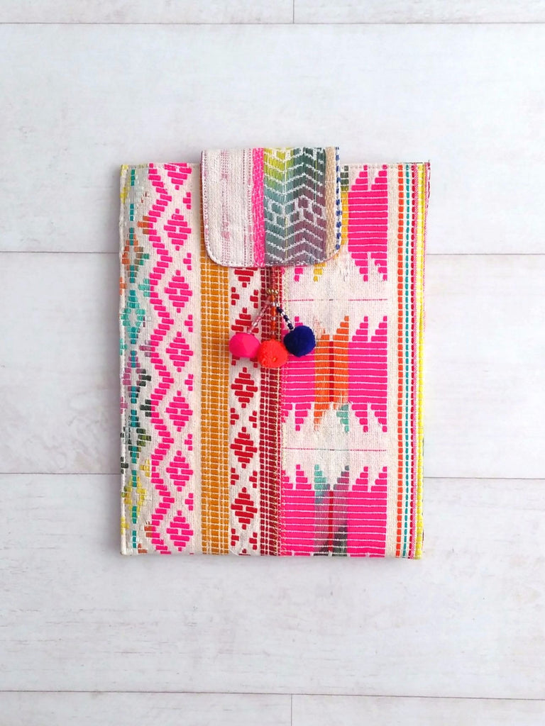 Tablet/iPad Gadget Cover - Large - An Indian Summer