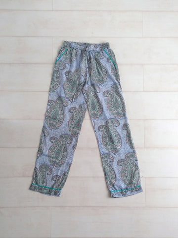 Kashmir Paisley Trousers - *Special Offer*