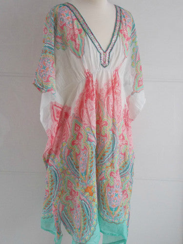 Allegra Kaftan - An Indian Summer