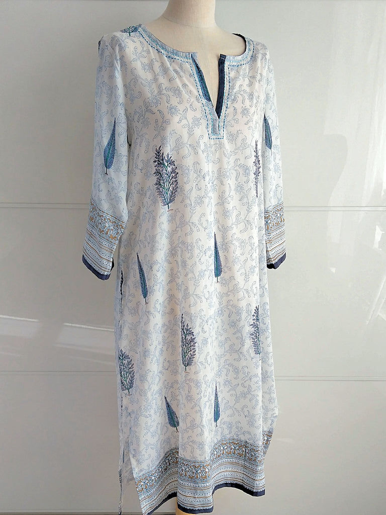 Mughal Buta Coverup - An Indian Summer