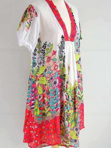Philomena Dress - An Indian Summer