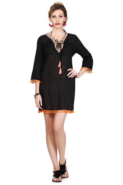 Sienna Tunic - An Indian Summer