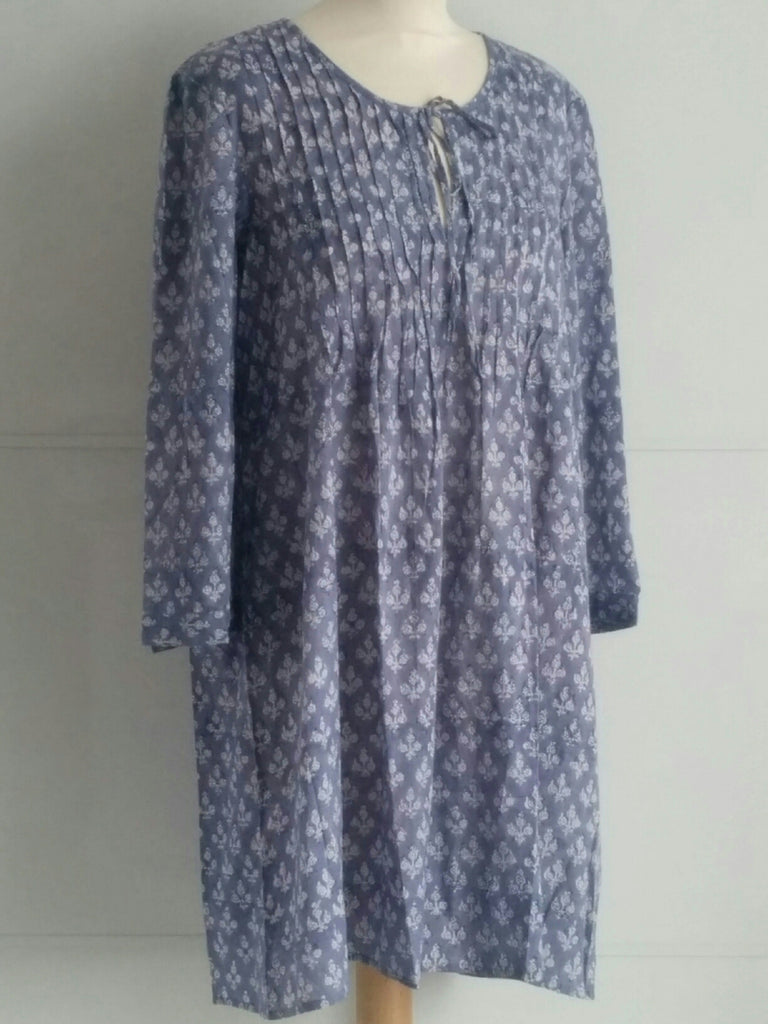 Nova Tunic Dress - An Indian Summer