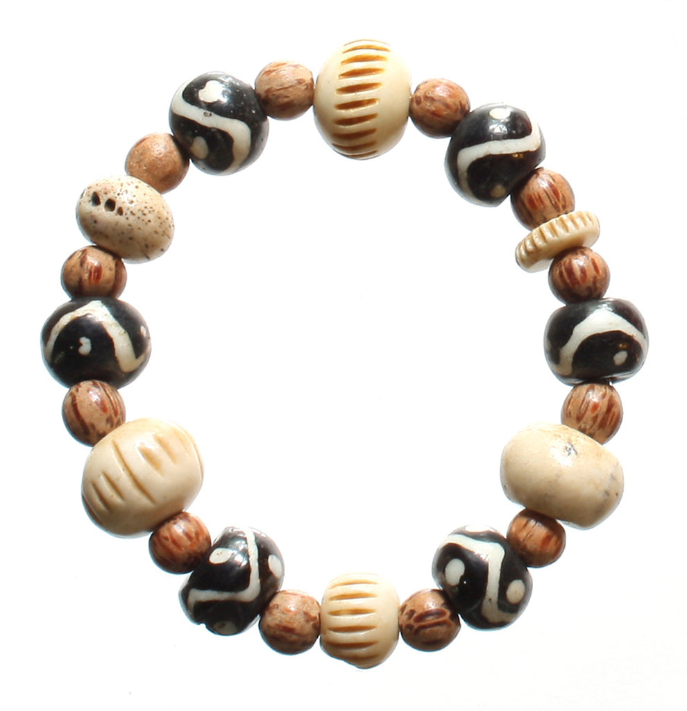 "African Tribal Bracelet ""From the Heart of Africa"" Style-ARThouse"