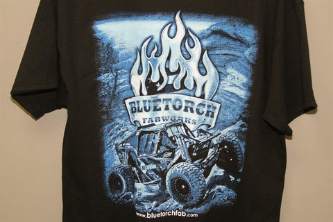 Blue Torch Fab Black Widow T-Shirt BTF00015