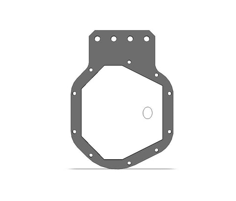 BTF Dana 44 Diff Ring for Truss BTF11058