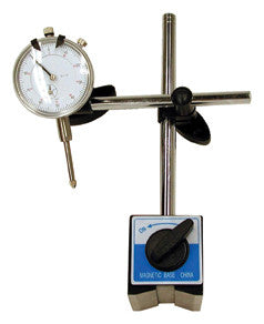 Dial indicator and magnetic stand