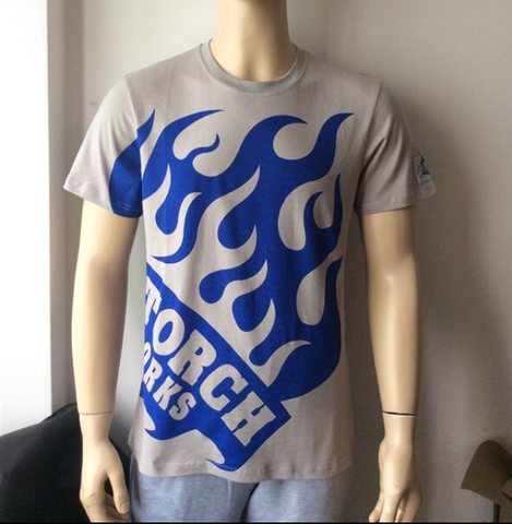 BTF Big Blue Flame T-shirt