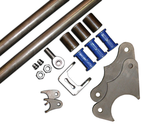 BTF Traction Link Kit with Bushings BTF15012