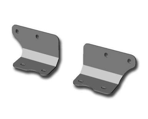 BTF Jeep CJ-7/YJ B-Pillar Cage Plate Kit BTF11105