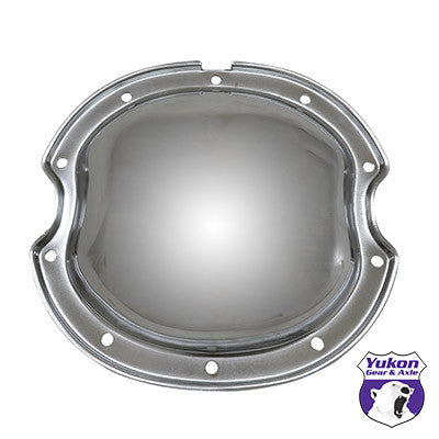 "Chrome Cover for 8.2"" Buick, Oldsmobile, and Pontiac GM"
