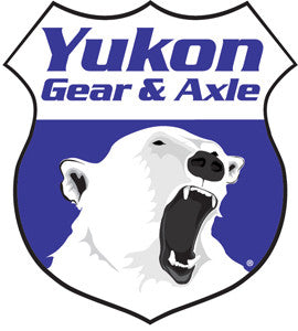 "Yukon 9"" Ford 31 spline early Passenger, double drilled (23.25"" ->33.00"" cut to length)."