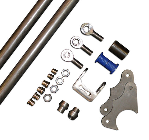 BTF Traction Link Kit with Rod Ends BTF15013