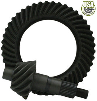 "USA Standard Ring & Pinion gear set for 10.5"" GM 14 bolt truck in a 4.11 ratio"