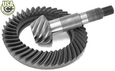 USA standard replacement ring & pinion gear set for Dana 80 in a 5.38 ratio.