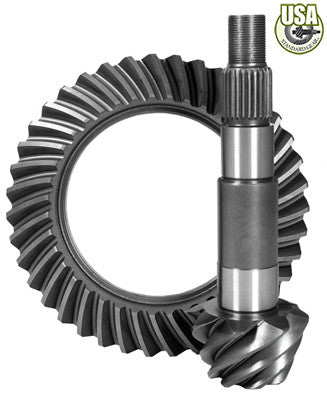 USA Standard Ring & Pinion replacement gear set for Dana 44 Reverse rotation in a 3.73 ratio