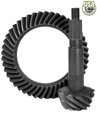 USA Standard replacement Ring & Pinion gear set for Dana 44 in a 4.55 ratio