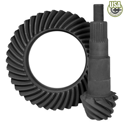"USA Standard Ring & Pinion gear set for Ford 7.5"" in a 3.08 ratio"