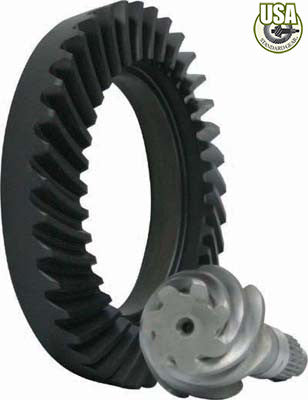 "USA Standard Ring & Pinion gear set for Toyota 7.5"" Reverse rotation in a 4.88 ratio"