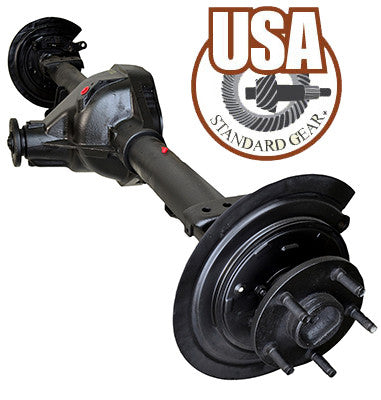"Chrysler 9.25"" Rear Axle Assembly, '09-'10 Ram 1500, 4.11 with positraction"