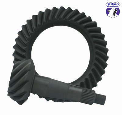 High performance Yukon Ring & Pinion gear set for GM 12 bolt car in a 6.00 ratio