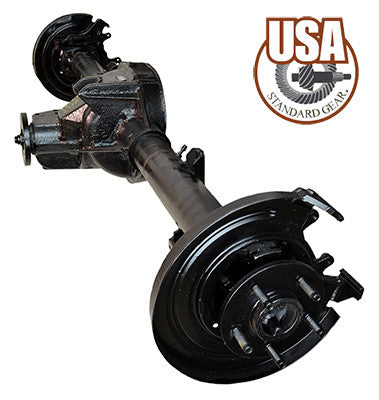 "Ford 8.8""  Rear Axle Assembly 01-02 Explorer Sport Trac, 3.73 Posi - USA Standard"