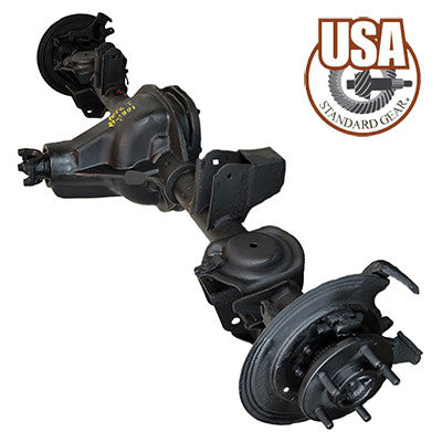 Dana 44HD  Rear Axle Assembly 94-99 Jeep Grand Cherokee, 3.73 - USA Standard