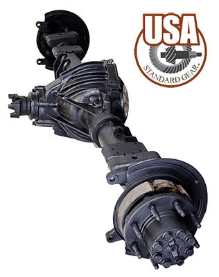 "GM 10.5"" 14 bolt rear, '09-'10 GM 2500 Truck, 3.73, posi, with active brake control"